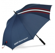 Зонт-трость BMW Motorsport Umbrella Blue