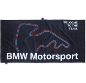Пляжное полотенце BMW Motorsport Beach Towel