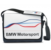 Наплечная сумка BMW Motorsport Messenger Bag