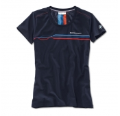 Женская футболка BMW Motorsport Motorsport Fashion T-Shirt, ladies