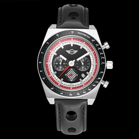 Хронограф Mini Chronograph Watch, Silver