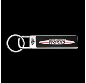 Брелок Mini JCW Key Ring, Matt and Glossy