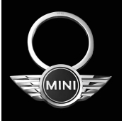 Брелок Mini Wing Logo Key Ring