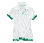 Женская футболка BMW Golfsport Polo Shirt, ladies