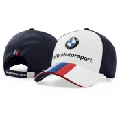 Бейсболка BMW Motorsport Fan Cap Unisex