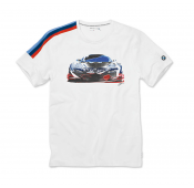 Мужская футболка BMW Motorsport Motion T-Shirt Men 2017