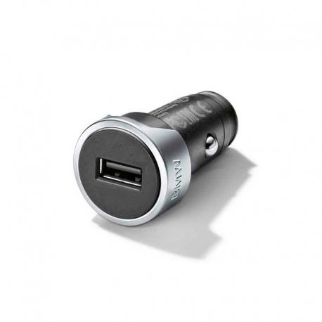 Зарядное устройство BMW Dual Charger USB/Type-A and Type-C