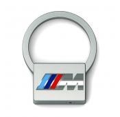 Брелок BMW M Carbon CFRP Key Ring Pendant