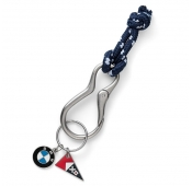 Брелок BMW Karabiner Key Ring Yachting