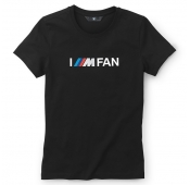 Женская футболка BMW Ladies' 'I'M FAN' Motorsport T-Shirt