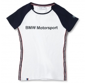 Футболка BMW Ladies Motorsport Fan T-Shirt