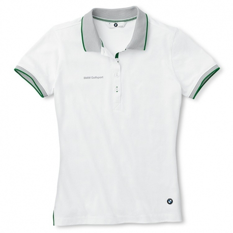 Женская рубашка-поло BMW Ladies' Functional Golfsport Polo Shirt